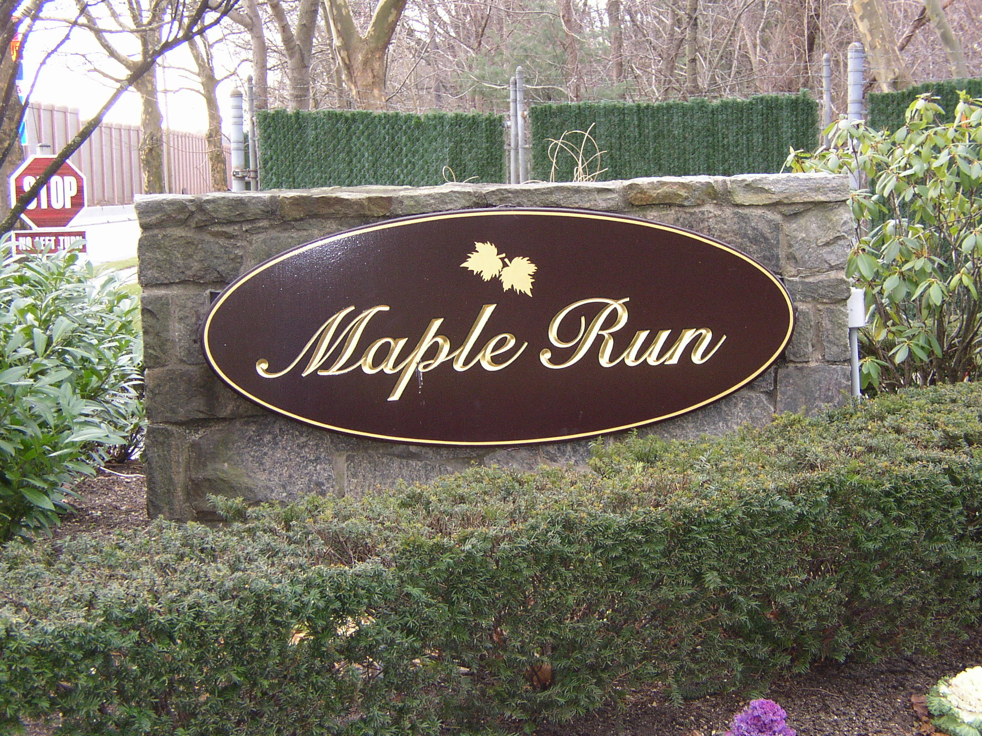Maple Run, Jericho NY